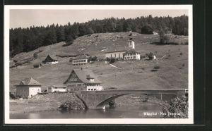 AK Wäggital-Neu Innertal, Ortsansicht
