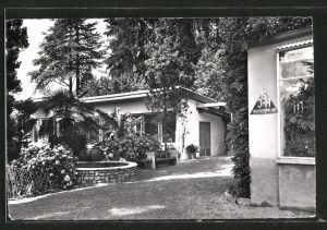 AK Lugano-Crocifisso, Jugendferienheim