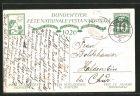 AK Ganzsache, Schweizer Bundesfeier 1926, F�r notleidende M�tter