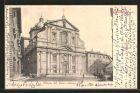 AK Roma, Chiesa del Gesu, esterno