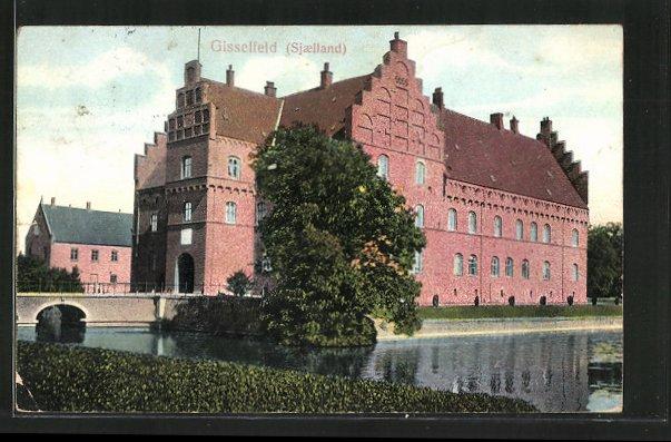 AK Haslev, Gisselfeld Kloster