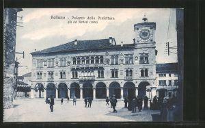 AK Belluno, Palazzo della Prefettura