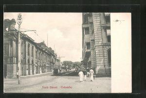 AK Colombo, York Street