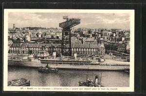AK Brest, le croiseur