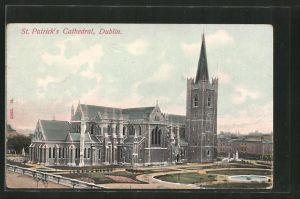 AK Dublin, St. Patrick's Cathedral