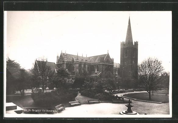 AK Dublin, St. Patricks Cathedral