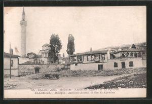 AK Salonique, Mosquée, Ancienne Eglise des 12 Apotres