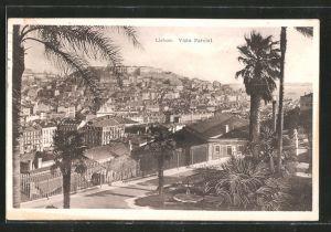 AK Lisboa, Vista parcial, Teilansicht