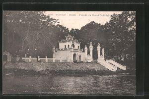 AK Hanoi, Pagode du Grand Bouddah