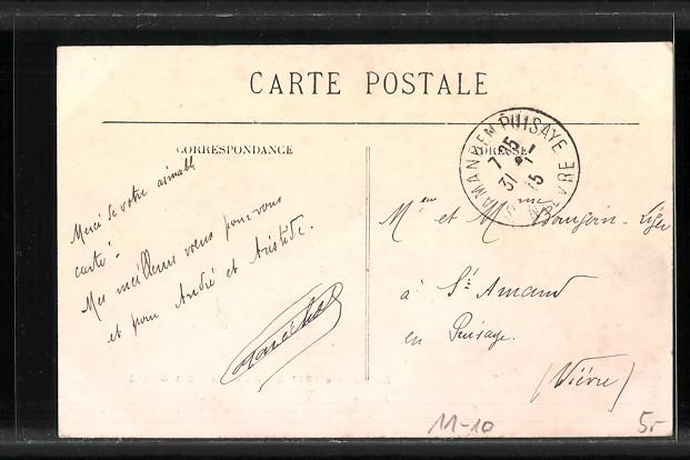 AK Toulouse, Les Goumiers 1914 , Militärbahn mit franz. Kolonialinfanterie 1