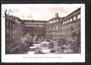 AK Berlin-Schöneberg, Lette-Verein, Viktoria-Luise-Platz 6