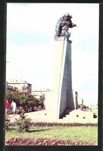 AK Karaganda, Denkmal