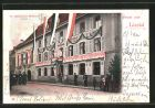Bild zu AK Liestal, Hotel...