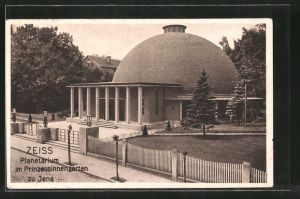AK Jena, Planetarium im Prinzessinnengarten