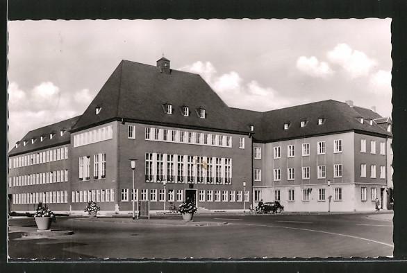 AK Jülich, Rathaus