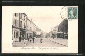 AK Rosny-sous-Bouis, rue de Noisy
