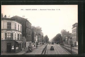 AK Saint Ouen, Boulevard Victor-Hugo