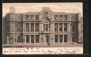 AK Buenos Aires, La Bolsa de Comercio, Börse