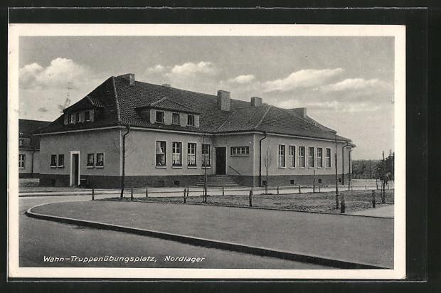 AK Köln-Wahn, Truppenübungsplatz Wahn, Nordlager