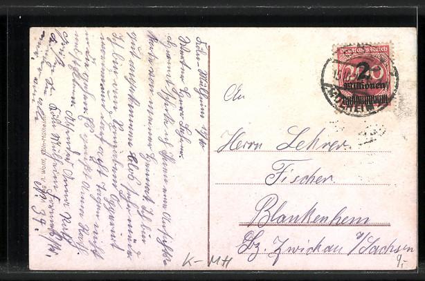 Ak Koln Mulheim Brunnen Am Clevischen Ring Nr 7119058 Oldthing