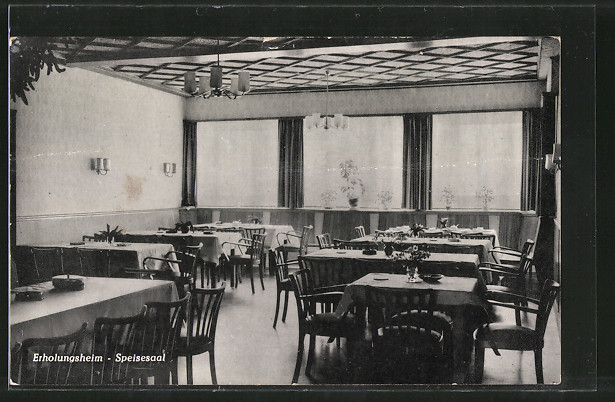 AK Strümpfelbrunn, Gasthaus