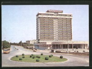 AK Baku, Hotel Moskau