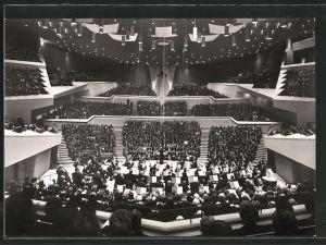 AK Berlin, Konzertsaal der Philharmonie
