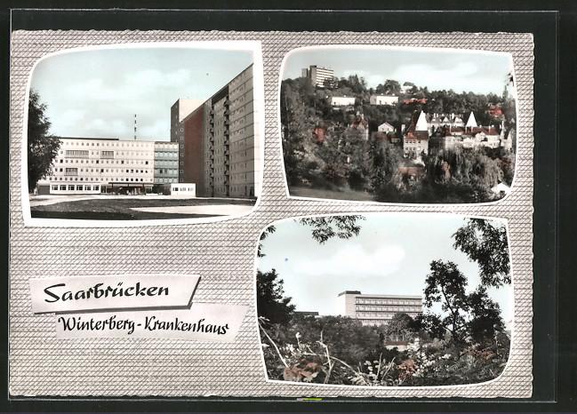 AK Saarbrücken, Winterberg-Krankenhaus