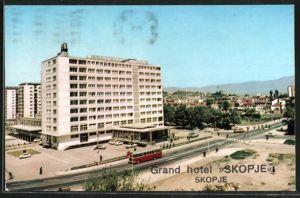 AK Skopje, Grand-Hotel