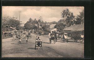 AK Colombo, A Street Scene