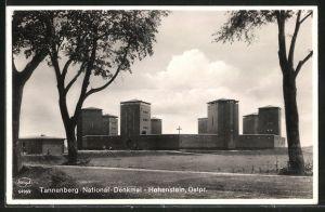 AK Hohenstein, Tannenberg-National-Denkmal