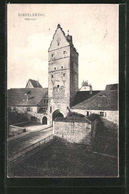 AK Dinkelsbühl, Wörnitztor