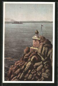 AK Cape Point, Leuchtturm an der südlichsten Spitze Afrikas