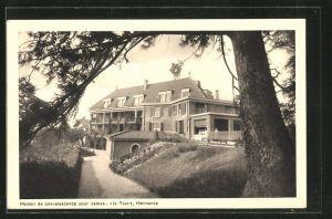 AK Hermance, maison de convalescence pour Dames