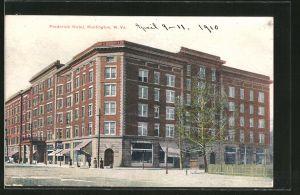AK Huntington, WV, Frederick Hotel