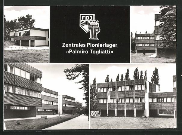 AK Einsiedel, Zentrales Pionierlager