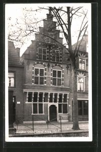 AK Oudewater, Oude Gevel Anno 1611