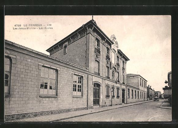AK Le Perreux, Les Joncs-Marins, Les Ecoles