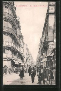 AK Bordeaux, Rue Sainte Catherine