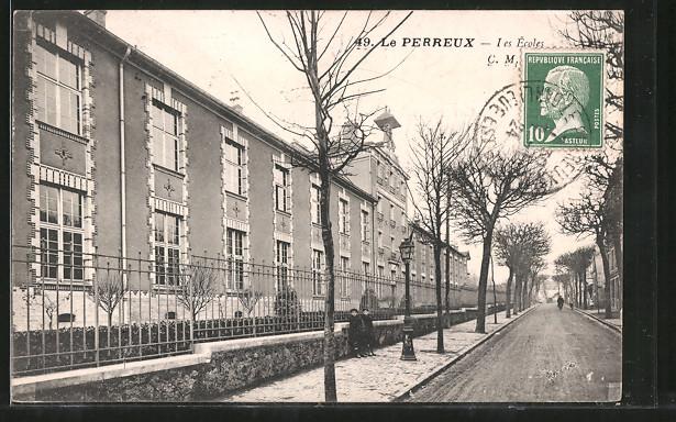 AK Le Perreux, Les Ecoles