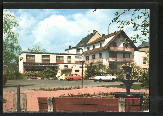 AK Oberzeuzheim, Hotel