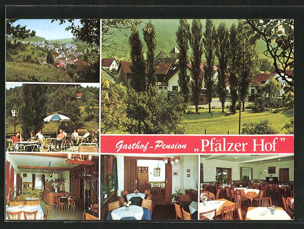 AK Elmstein-Iggelbach, Gasthof-Pension