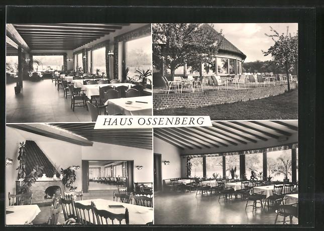 AK Gartrop, Restaurant Haus Ossenberg