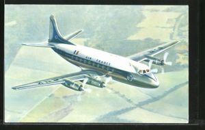 AK Flugzeug Vickers