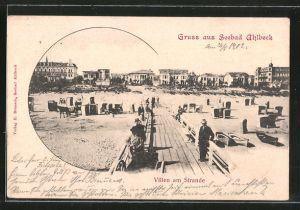 AK Ahlbeck, Villen am Strande