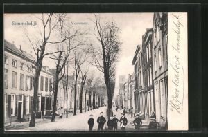 AK Sommelsdijk, Blick in die Voorstraat