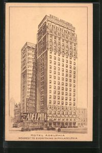 AK Philadelphia, PA, Hotel Adelphia