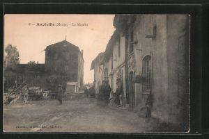 AK Auzéville, le moulin