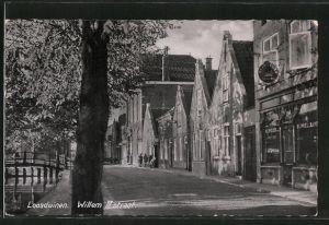 AK Loosduinen, Willem III. Straat, Strassenpartie