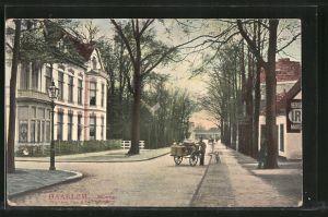 AK Haarlem, Hausierer im Zijlweg
